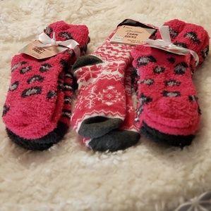 Women lounge socks